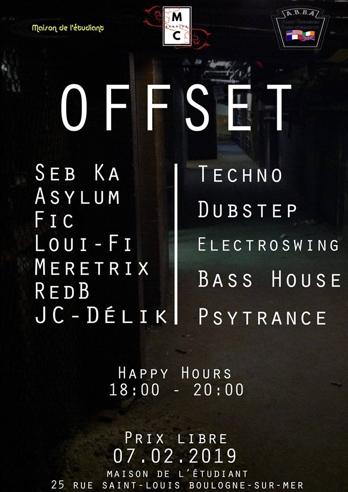 Offset mix, round 2 !